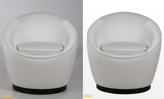 Image Clipping path sample
