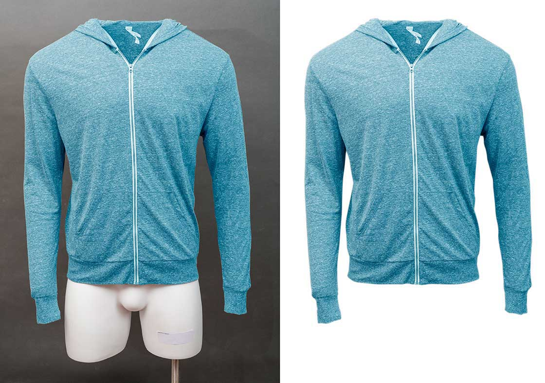 Photoshop background removal services